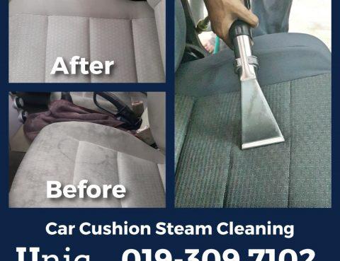 Car seat cleaning puchong, selangor, kuala lumpur