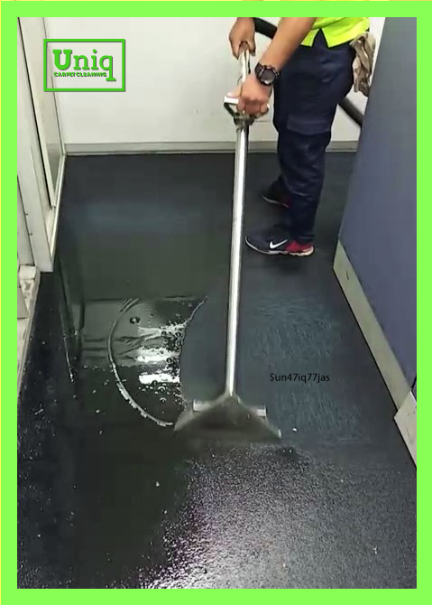Carpet Flooding Water Extraction